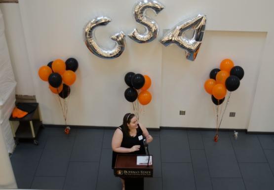 GSA Research Fair, May 9 2014