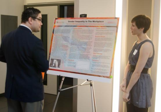 GSA Research Fair, May 9 2014